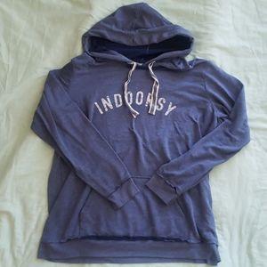 """""""Indoorsy"""" Hoodie"""